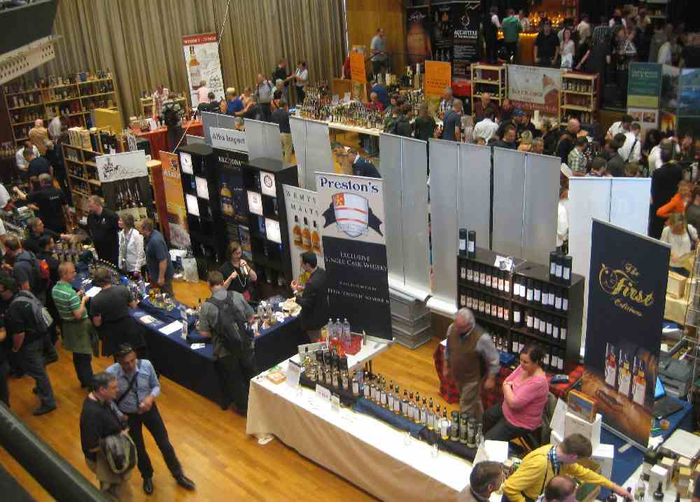 whisky fair 2014-ueberblick