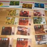 Das Spiel mit dem Kartendeck und den Edelsteinchips