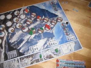 K2 Spielplan