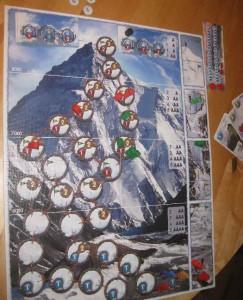 K2 Spielmaterial