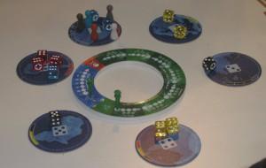 Pandemie Würfelspiel