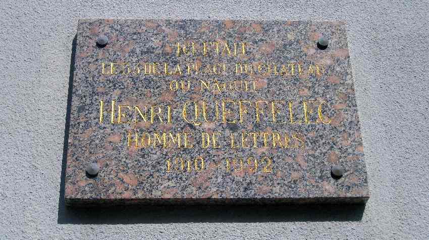 queffelec-erinnerungstafel