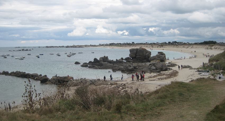 Strand von Meneham