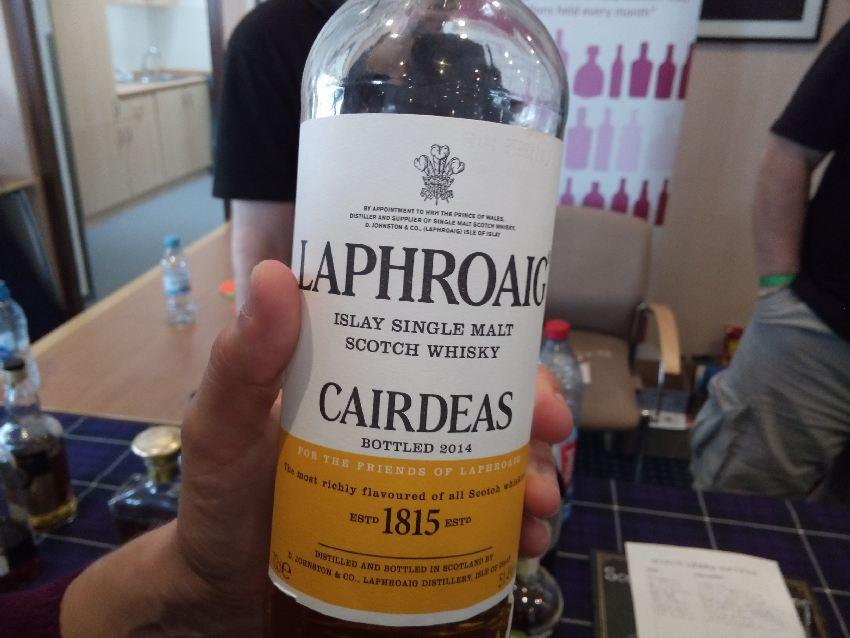 Laphroig Cairdeas 1815