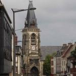 Kirchturm in Amiens
