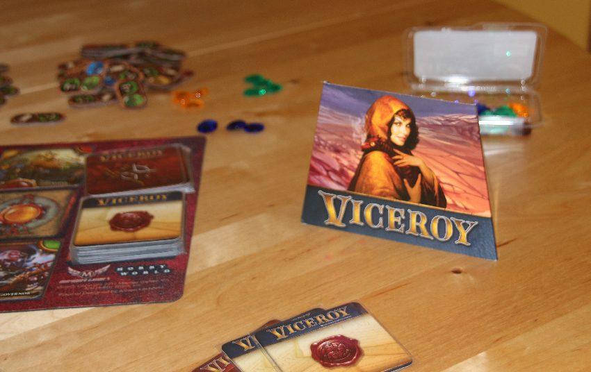 """Playerscreen von """"Viceroy"""" mit dem Motiv """"Dame mit dem Drachen"""""""