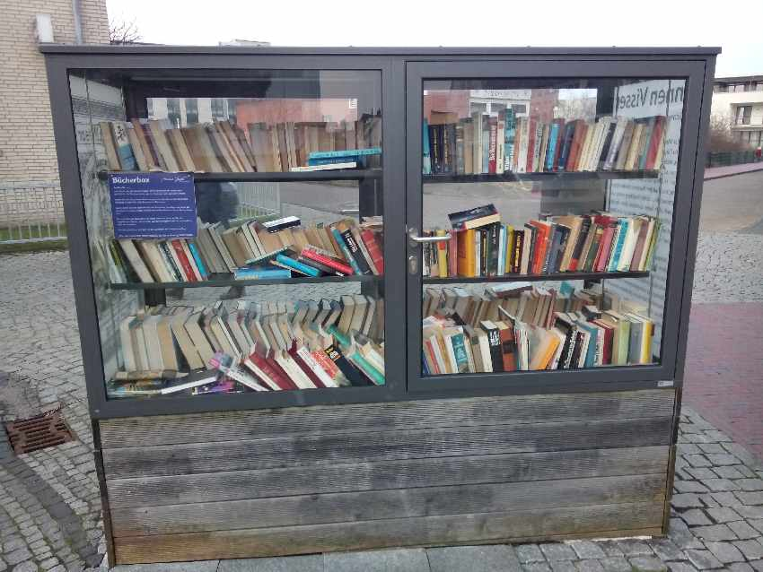 Bücherbox