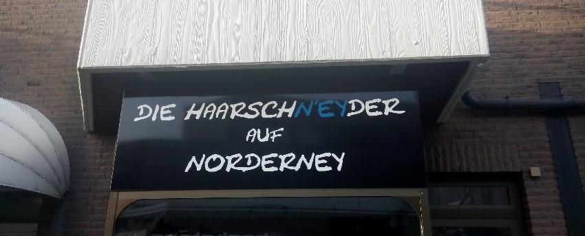 Frisör Haarschn'eyder
