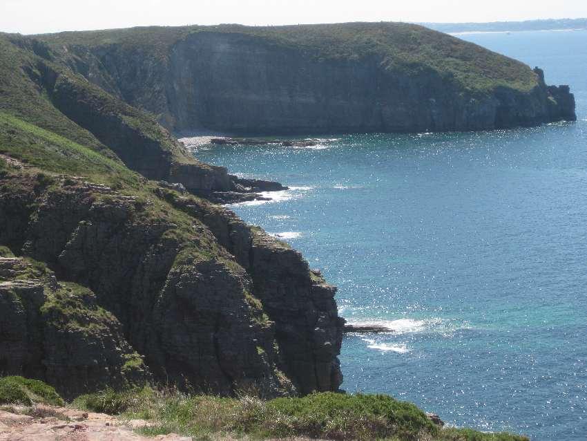 Bucht am Cap Fréhel