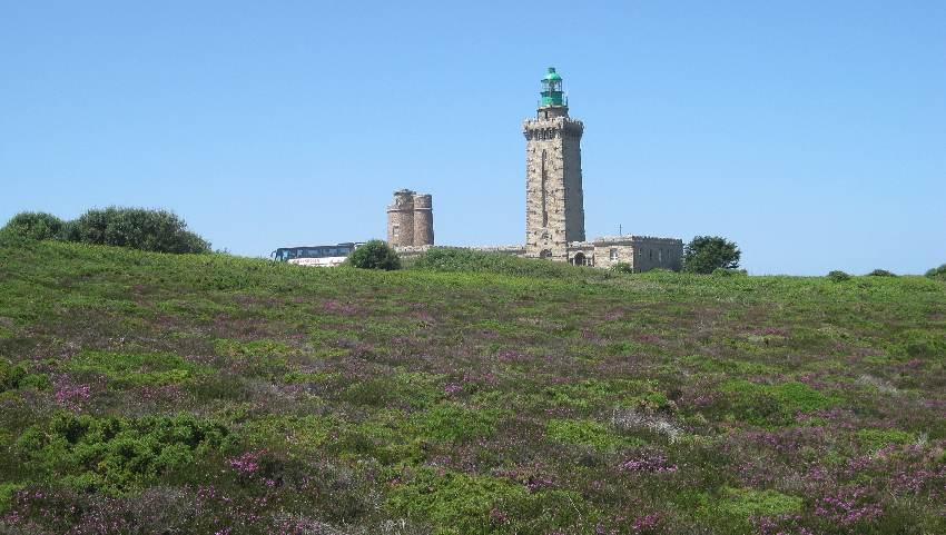 Leuchtturm am Cap Fréhel