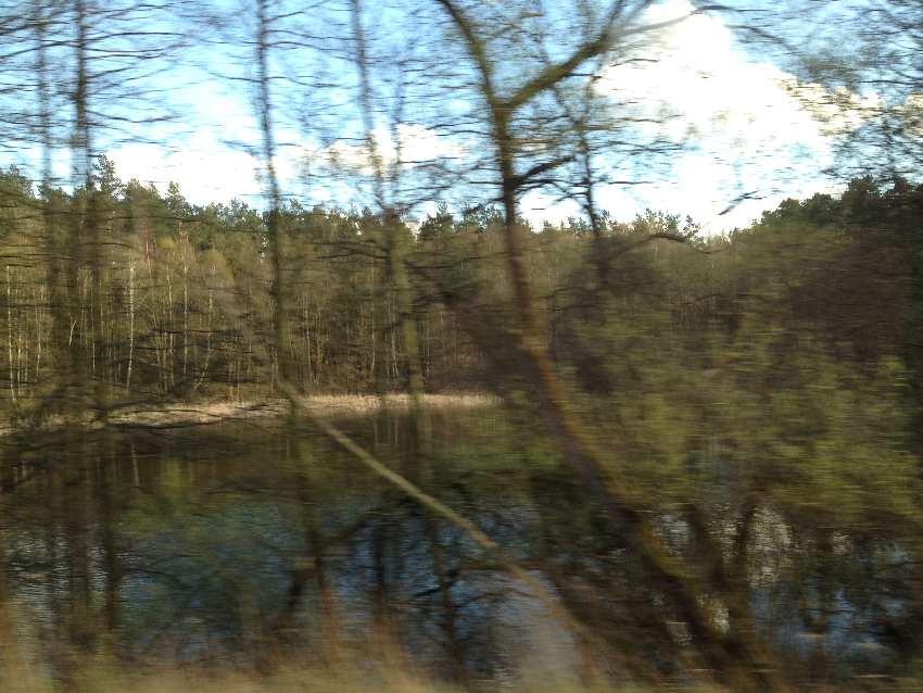 See an der Bahnstrecke nach Stralsund