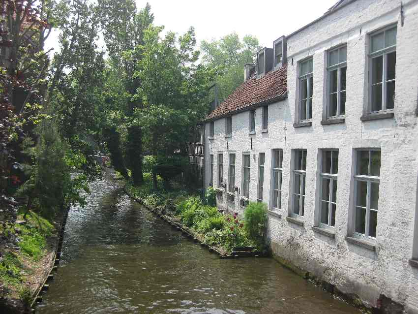 Reie in Brügge
