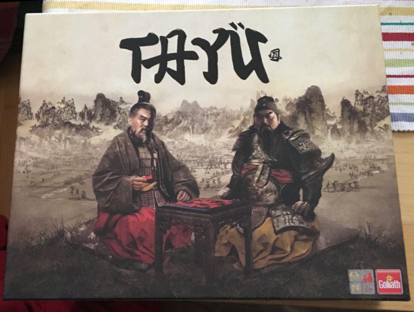 Schachtel von Tayü