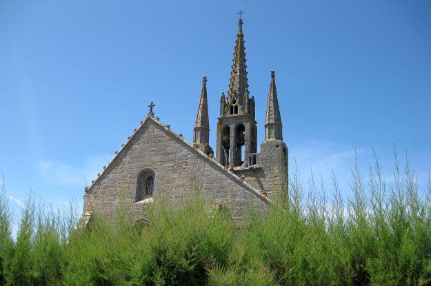 Notre-Dame-de-Tronoen in Saint-Jean-Trolimon im Finistère