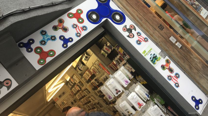 Laden für Fidget Spinner in Blankenberge