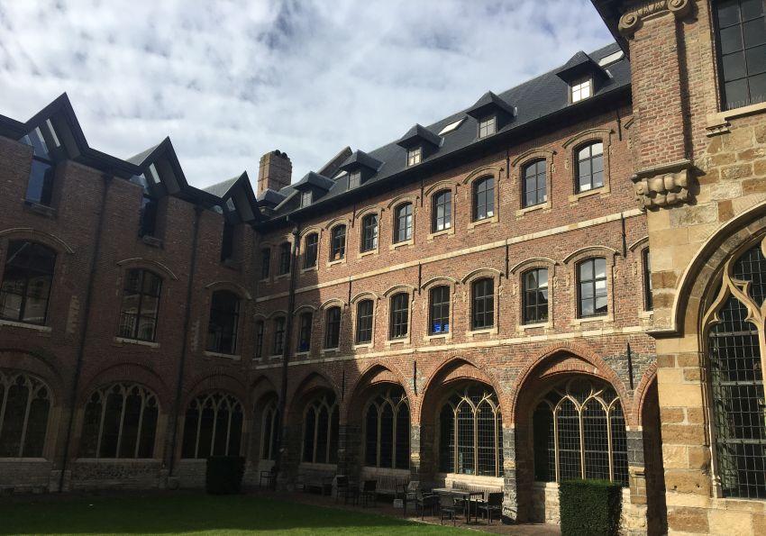 ehemaliger Dominikanerkonvent Het Pand in Gent